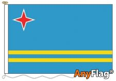 - ARUBA ANYFLAG RANGE - VARIOUS SIZES